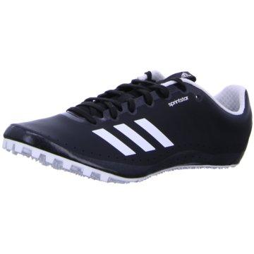 adidas Spikes schwarz