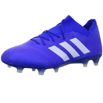 adidas Nocken-SohleNemeziz 18.1 FG blau