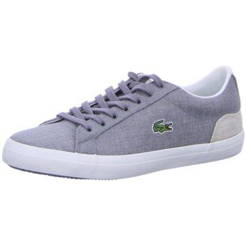 Lacoste Sneaker Sports grau