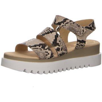 Gabor Top Trends Sandaletten beige