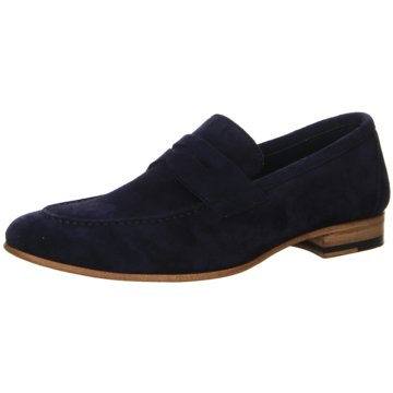 K&K Business Slipper blau