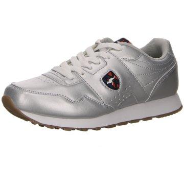 KangaROOS Sneaker Low silber