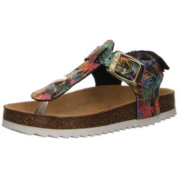 Develab Offene Schuhe schwarz