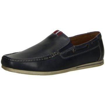 Maxximo Komfort Slipper blau