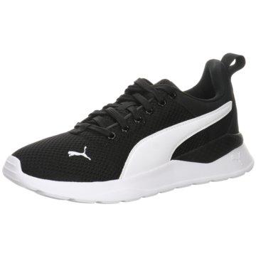 Puma Sneaker LowANZARUN LITE JR - 372004 schwarz