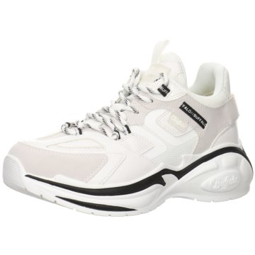 Buffalo Plateau SneakerB.Nce S2 weiß