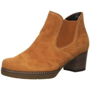 Gabor comfort Chelsea Boot gelb