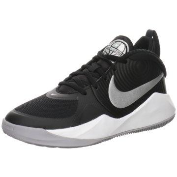 Nike Sneaker LowTEAM HUSTLE D 9 - AQ4224-001 schwarz
