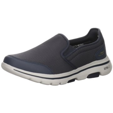 Skechers Komfort Slippergo walk 5 apprize blau