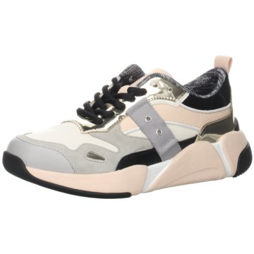 Blauer USA Sneaker Low rosa