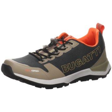 Bugatti Sneaker Low grün