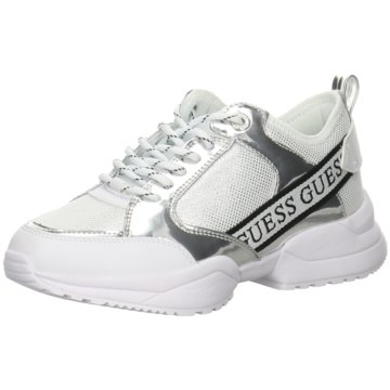 Guess Top Trends Sneaker weiß