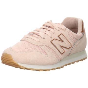 New Balance Sneaker LowWL373 B - 774761 50 braun