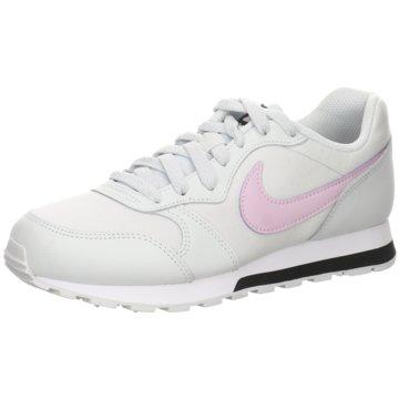 Nike Sneaker LowNike MD Runner 2 - 807316-019 weiß