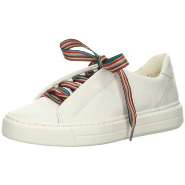 ara Sneaker Low weiß