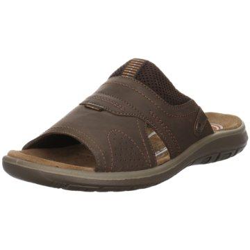 Salamander Komfort Sandale braun