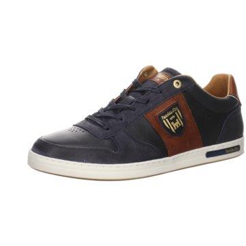 Pantofola d` Oro Sneaker LowPalme Uomo Low blau