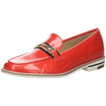 ara Klassischer Slipper rot