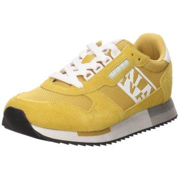 Napapijri Sneaker Low gelb
