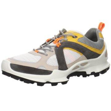 Ecco Sneaker LowECCO BIOM C-TRAIL M weiß