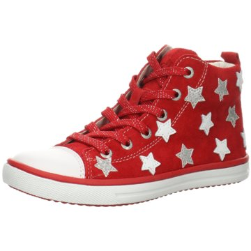 Lurchi by Salamander Sneaker HighStarlet rot