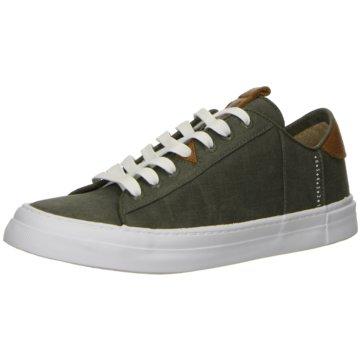 Hub Sneaker Low grün