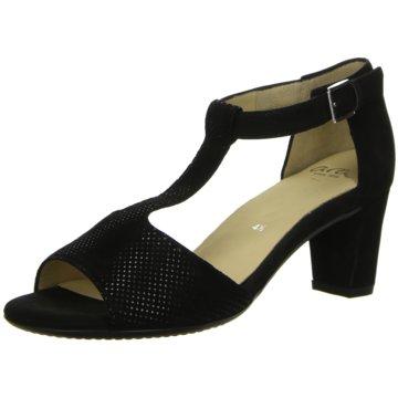 ara Sandalette schwarz