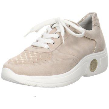 Peter Kaiser Plateau Sneaker beige