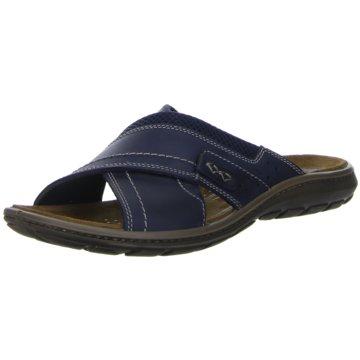 Salamander Komfort Schuh blau