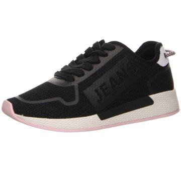 Tommy Hilfiger Sneaker World schwarz