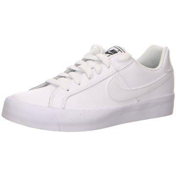 hot sale online abae1 de17d Nike Sneaker Low weiß
