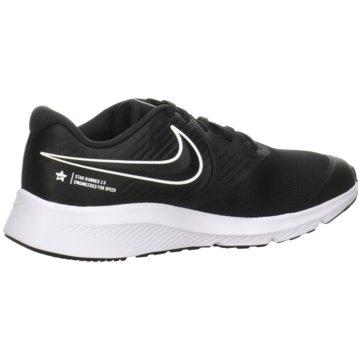 Nike Sneaker LowSTAR RUNNER 2 - AQ3542-001 schwarz