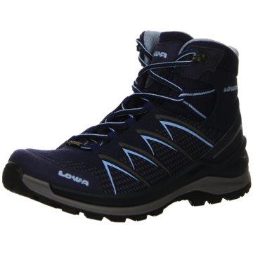 LOWA Outdoor SchuhFERROX PRO GTX MID WS - 320651 blau