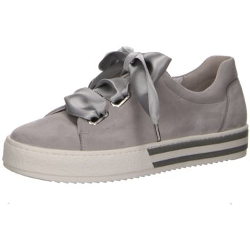 Gabor comfort Plateau Sneaker grau