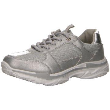 Kim Kay Sneaker Low silber