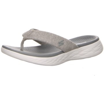 Skechers Bade-ZehentrennerOn The Go grau