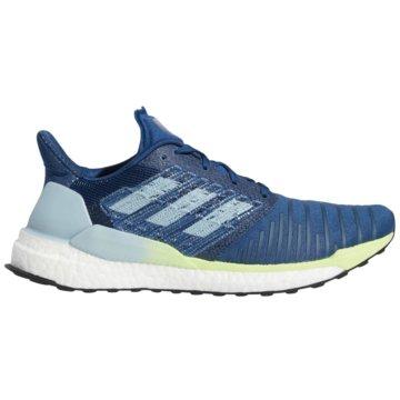 adidas RunningSOLAR BOOST M blau