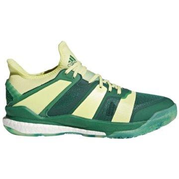 adidas HallenschuheStabil Boost X grün