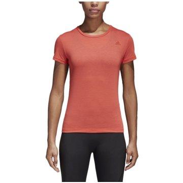 adidas Funktionsshirts orange