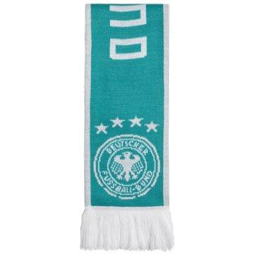 adidas Fan-AccessoiresDFB Deutschland Auswärts Schal grün