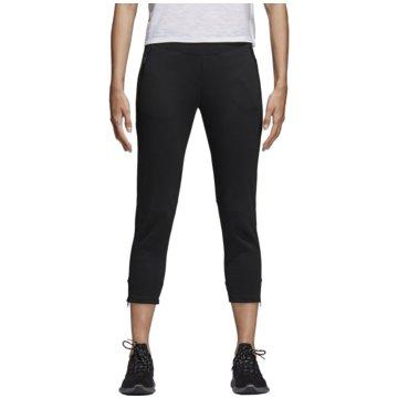 adidas Lange HosenID Glory Skinny Pant Women schwarz