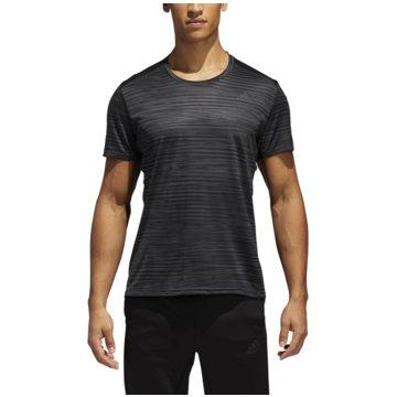 adidas T-ShirtsResponse Printed T-Shirt grau