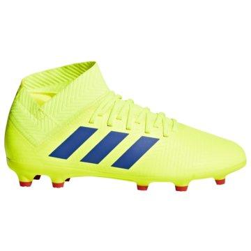 adidas Nocken-SohleNEMEZIZ 18.3 FG J gelb
