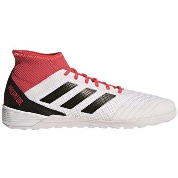 adidas Hallen-SohlePredator Tango 18.3 Indoor weiß