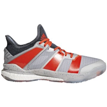 adidas HallenschuheStabil X Handballschuh silber