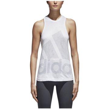adidas TopsClimalite Logo Tanktop -