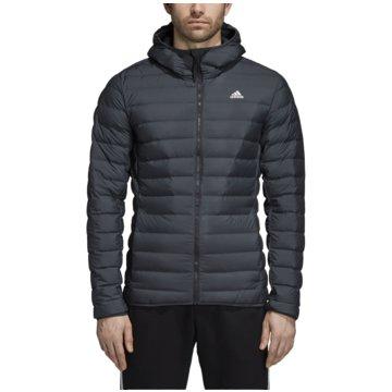 adidas DoppeljackenVarilite Soft Jacket schwarz