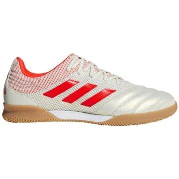 adidas Hallen-SohleCopa 19.3 IN Sala weiß