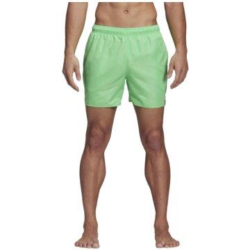adidas BadeshortsSolid Badeshorts grün