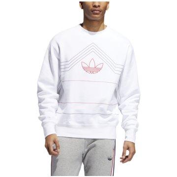 adidas SweaterRIVALRY CREW - ED5660 weiß